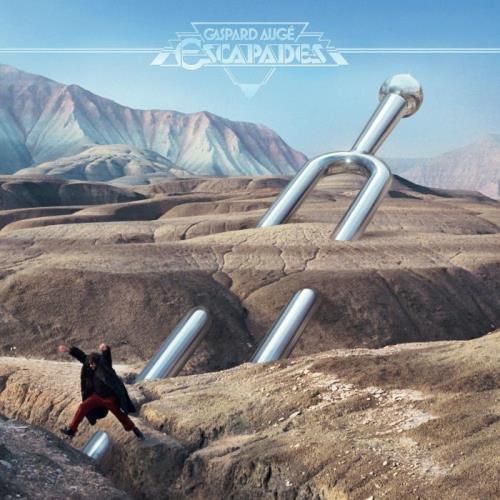 Gaspard Auge — Escapades (2021)