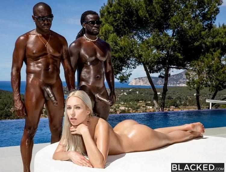Angelika Grays ~ Hot Wife Vacation ~ Blacked ~ HD 720p