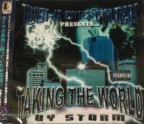 Twist-It Entertainment presents — Taking The World By Storm (2021)
