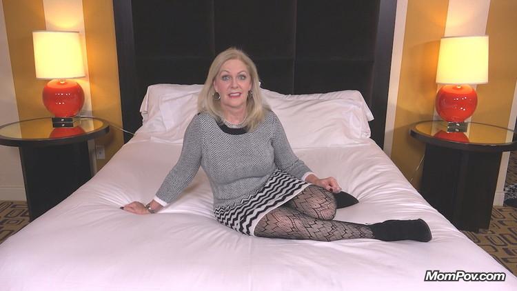 Anita - 48 year old politicians wife is closet freak [MomPov] HD 720p