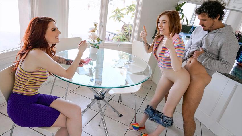 FreeuseFantasy.com, TeamSkeet.com - Aria Carson, Madi Collins