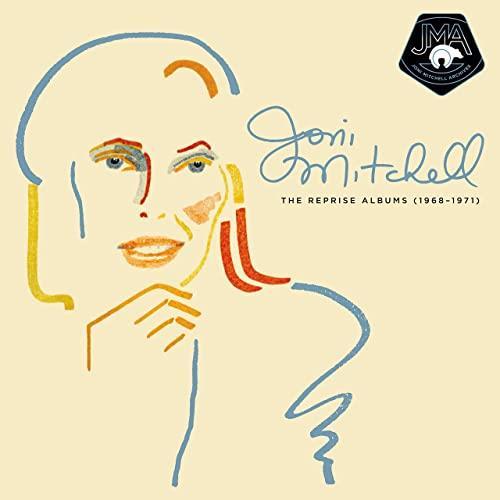 Joni Mitchell — The Reprise Albums (1968-1971) (2021)