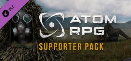 ATOM RPG Supporter Pack v1 179fix-GOG