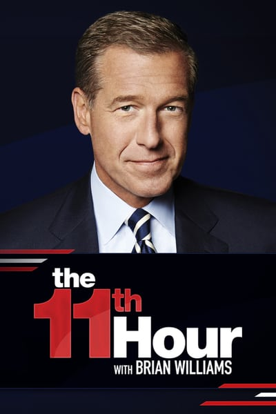 The 11th Hour with Brian Williams 2021 07 08 1080p WEBRip x265 HEVC-LM