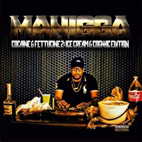 Manigga — Cocaine & Fettucine, Vol. 2 (2021)