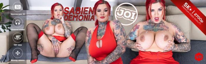 CzechVRFetish.com: Jerk-off to her Tits Starring: Sabien DeMonia