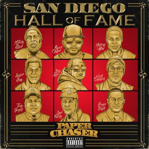 Paper Chaser — San Diego Hall of Fame (2021)