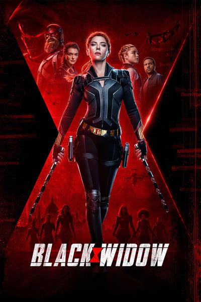 Black Widow 2021 1080p WEB x265 AAC 6CH-LUMI