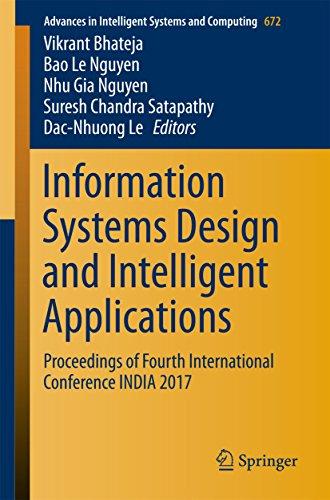 Intelligent System Design - Proceedings of Intelligent System Design - INDIA 2019 ()