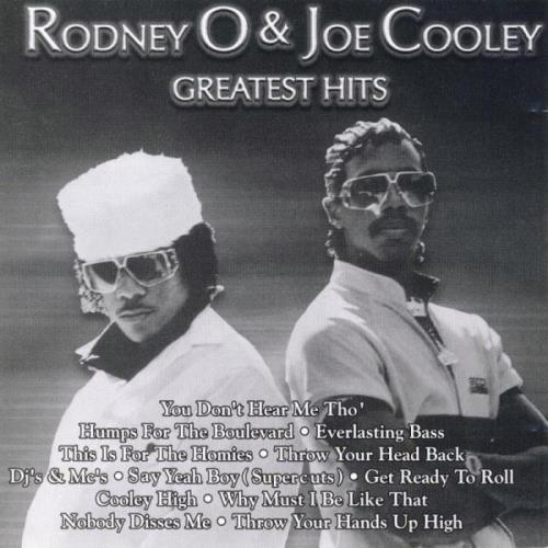 Rodney O and Joe Cooley — Greatest Hits (2021)