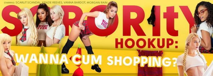 Kenzie Reeves - Sorority Hookup: Wanna Cum Shopping? (2021 VRBangers.com) [2K UHD   1440p  3.88 Gb]