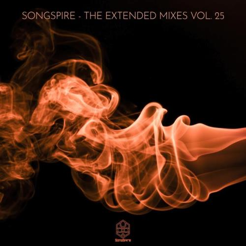 Songspire Records Vol. 25 (The Extended Mixes) (2021)