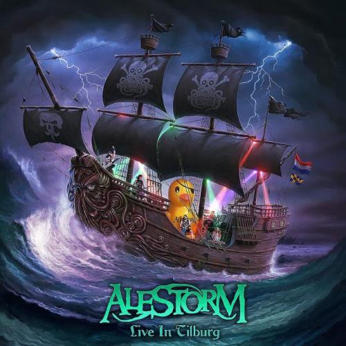 Alestorm — Live In Tilburg (2021) FLAC
