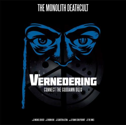 The Monolith Deathcult — Vі Vernedering  Connect The Goddamn Dots (2021) FLAC