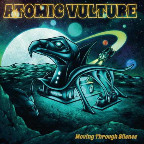 Atomic Vulture — Moving Through Silence (2021) FLAC