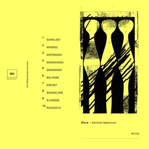 Vertical Spectrum — Sfora LP (2021)