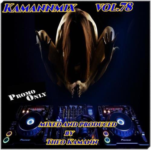 Theo Kamann Presents Kamannmix Vol. 78 (2021)