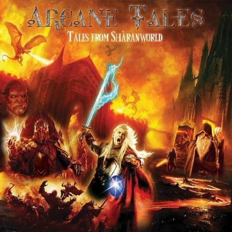 Arcane Tales — Tales from Sharanworld (2021) FLAC