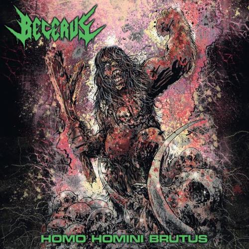 Becerus — Homo Homini Brutus (2021) FLAC