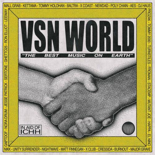 Vsn World 4 A Better World (2021)