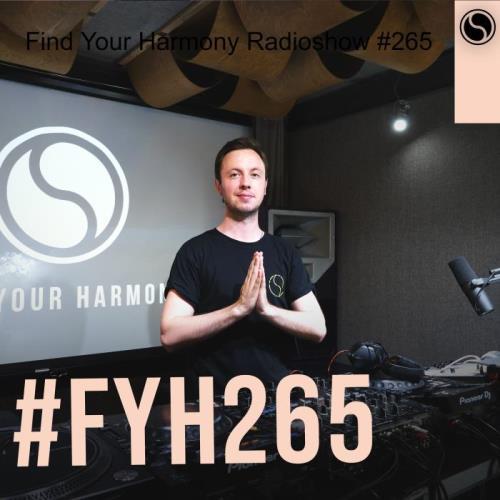 Andrew Rayel — Find Your Harmony Radioshow 265 (2021-07-14)