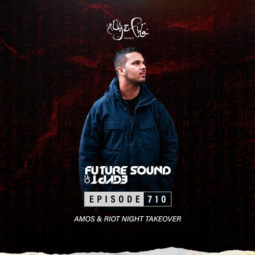 Aly & Fila — Future Sound Of Egypt 710 (2021-07-14)