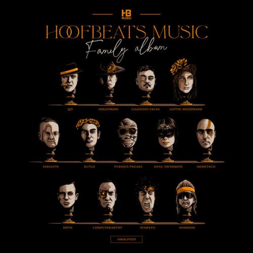 The Hoofbeats Music Family Album (2021) FLAC