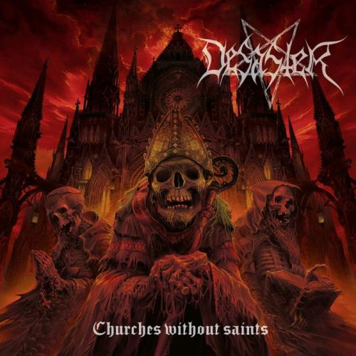 Desaster — Churches Without Saints (2021) FLAC