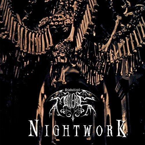 Diabolical Masquerade — Nightwork (2021) FLAC
