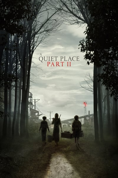 A Quiet Place Part II 2021 1080p BluRay 1400MB DD5 1 x264-GalaxyRG