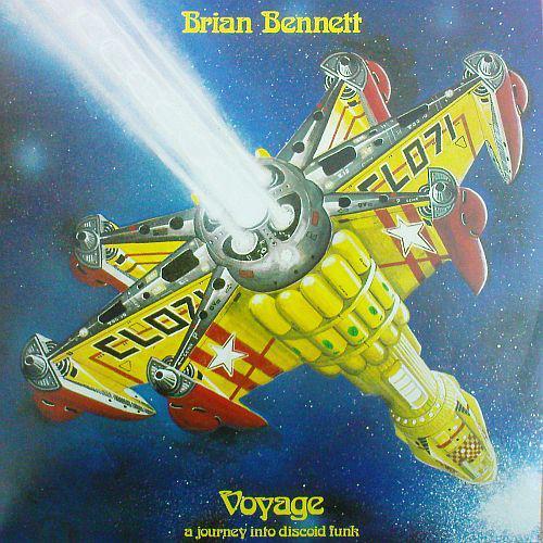 Brian Bennett — Voyage: A Journey Into Discoid Funk (2021) FLAC