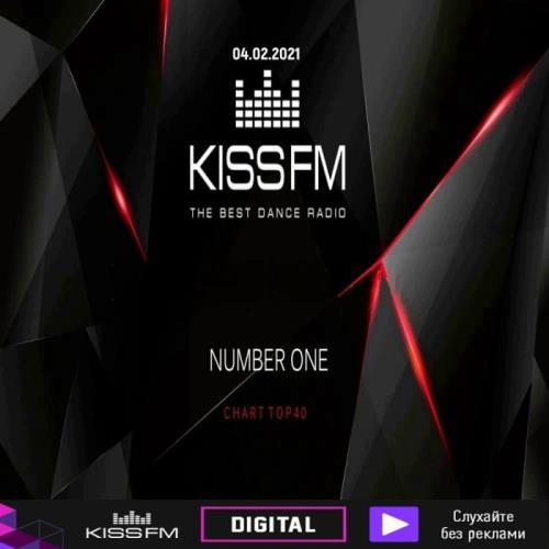Kiss FM: Top 40 (04.07) (2021)