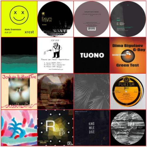 Re: Beatport Music Releases Pack