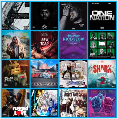 Rap Music Collection Pack 234 (2020)
