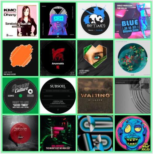 Beatport Music Releases Pack 2869 (2021)