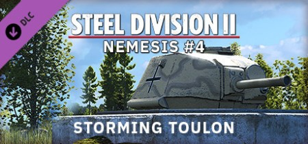 Steel Division 2 Nemesis 4 Storming Toulon v54734-GOG