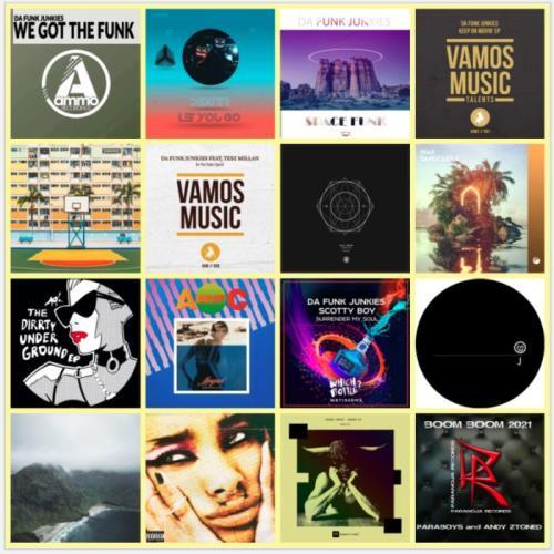 Beatport Music Releases Pack 2880 (2021)