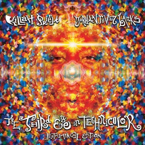 Killah Priest, Jordan River Banks — The Third Eye in Technicolor (Instrumentals) (2021)