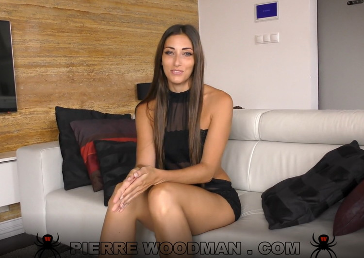 Clea Gaultier, Shona River ~ First threesome with a girl ~ WoodmanCastingX ~ FullHD 1080p